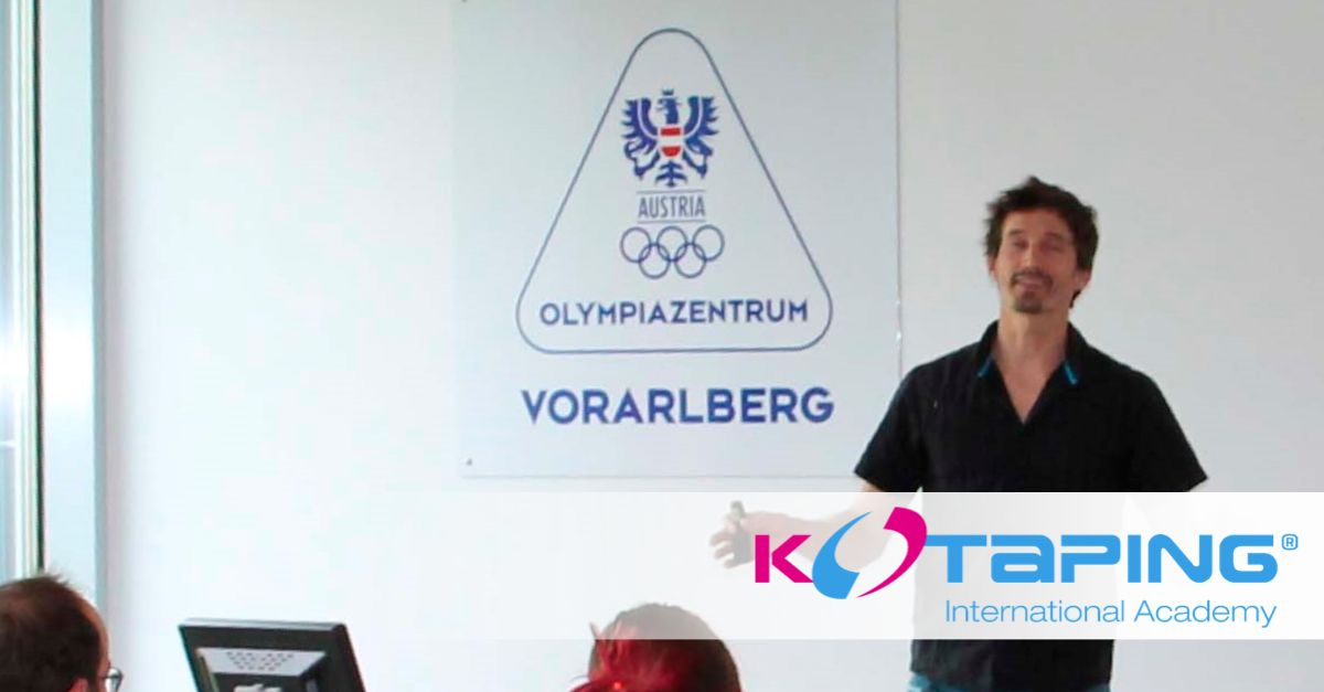 Olympiazentrum & K-Taping