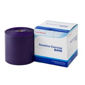 Exercise ribbon XL role plum