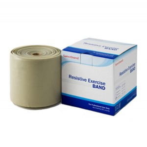 Exercise ribbon XL role grey
