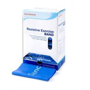 Exercise ribbon blue