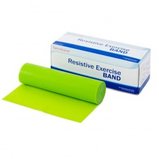Exercise ribbon role green