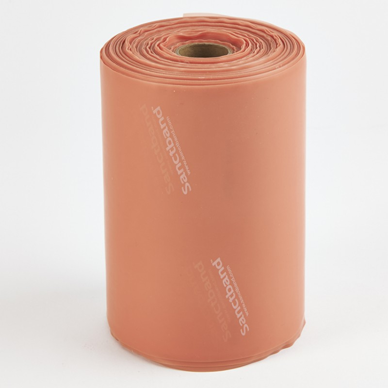 Trainingsband XL Rolle pfirsich