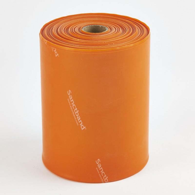 Trainingsband XL Rolle orange
