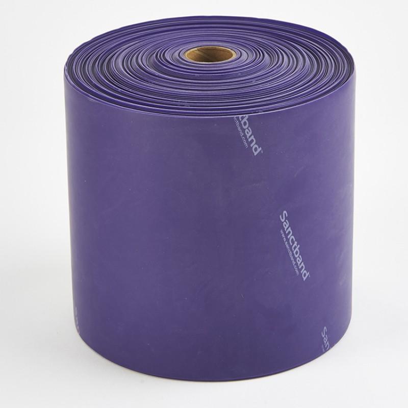 Trainingsband XL Rolle lila