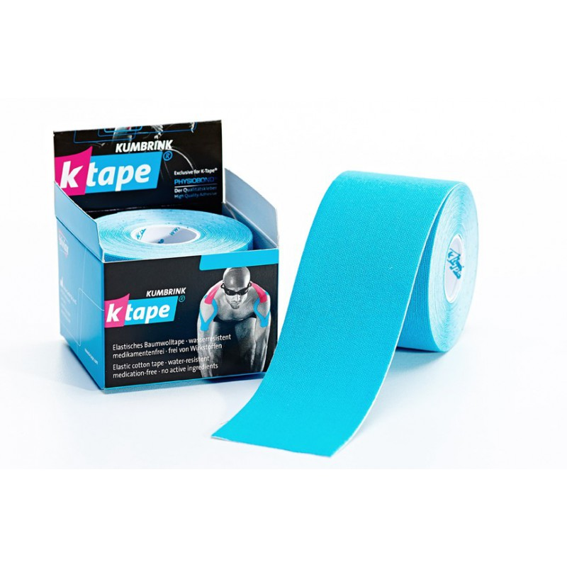 K-Tape blau single-pack