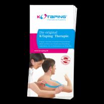Patientenflyer für Physiotherapie