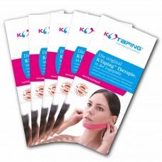 K-Taping Therapie Flyer Vorderseite