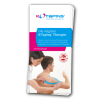 K-Taping Therapie Flyer