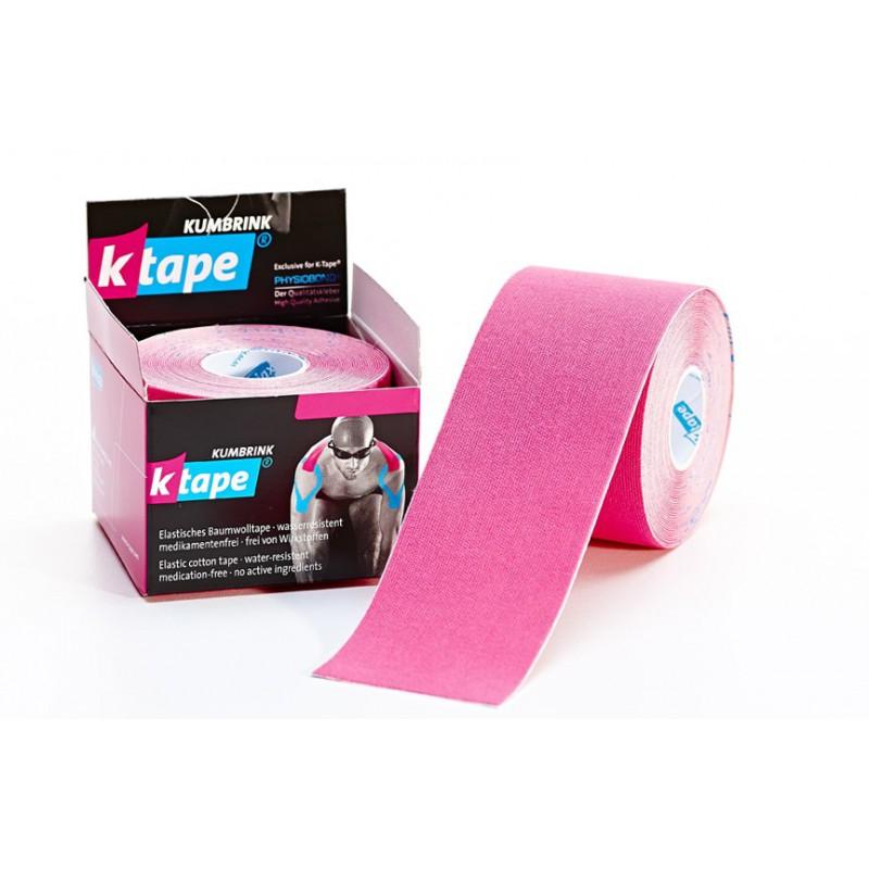 K-Tape rot Einzelverpackung