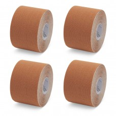 K-Tape My Skin Light Brown - Box of 4