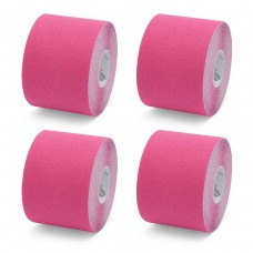 K-Tape Red Box of 4 Rolls