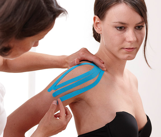 K-Taping Lymph