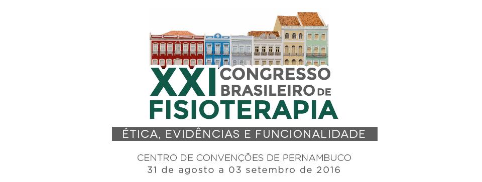 Congress Brasileiro de Fisioterapia