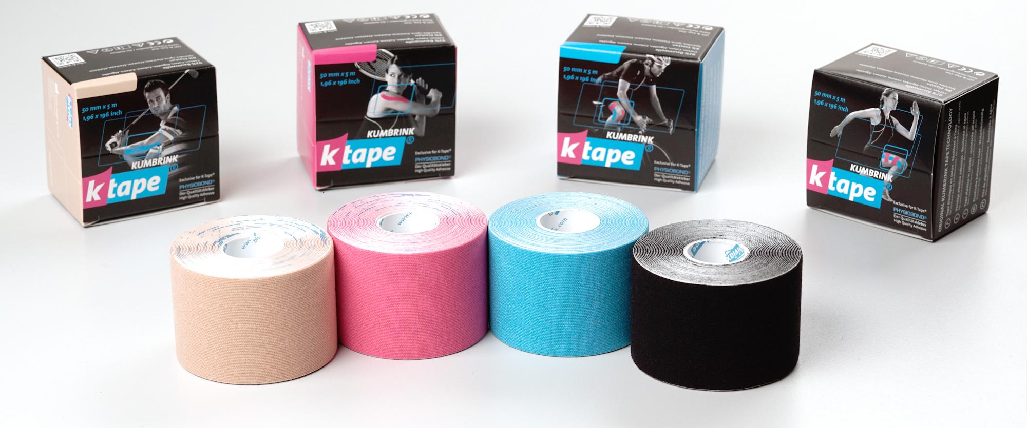 K-Tape Einzelverpackung