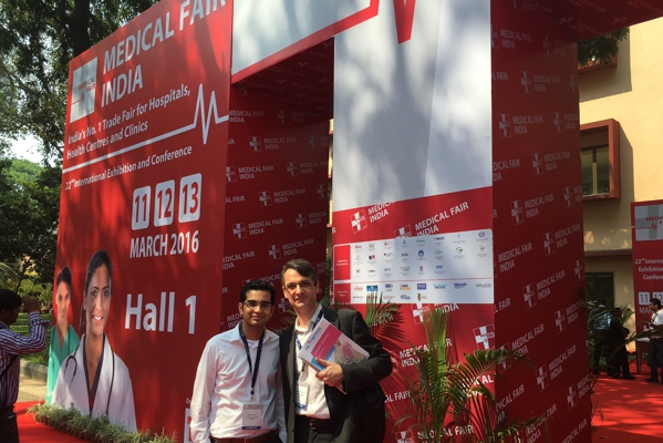 Medical Fair India 2016