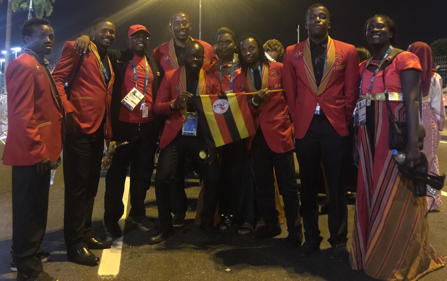 Team Uganda