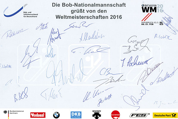 Bob-Nationalmannachaft