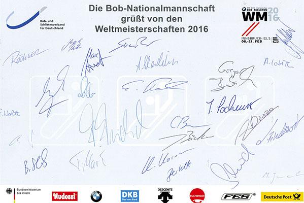 Bob-Nationalmannachaft